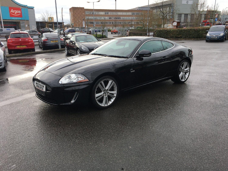 Used Jaguar Xk In Stafford Staffordshire Foxearth Sports Prestige And 4x4 Ltd